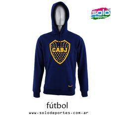 Buzo Boca Jrs Hoodie Core Azul/Amarillo-Sin friza  Marca: Nike 510020548731470   $ 499,00 (U$S 87,52)