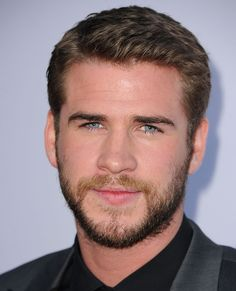 Liam Hemsworth. Can't post one of Chris without Liam. C;