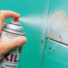 Tips for How to Finish Drywall — The Family Handyman Home Improvement Projects, Home Projects, Hanging Drywall, Drywall Finishing, Basement Finishing, Drywall Repair, Fixing Drywall, Drywall Tape, Drywall Mud