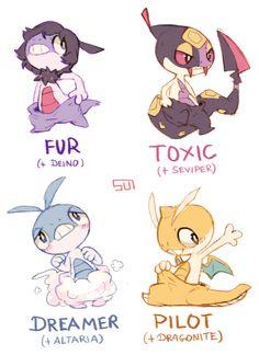 """I hope I'm not to late to the party, I tried some scraggy variations. ""yellowfur: ""I hope I'm not to late to the party, I tried some scraggy variations. Pokemon Mix, Pokemon Fusion Art, Mega Pokemon, Play Pokemon, Pokemon Comics, Pokemon Memes, Pokemon Fan Art, Cute Pokemon, Pokemon Cards"