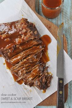 Slow Cooker Sweet &
