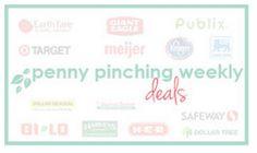 Store Coupon Matchups Posted: Meijer, Winn Dixie, Bi-Lo, Harris Teeter, Food Lion, Wal Mart & More
