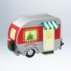 Happy Campers 2012 Hallmark Ornament hallmark ornaments