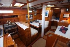 1978 Kelly Peterson Center cockpit Sail Boat For Sale - www.yachtworld.com