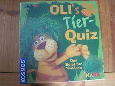 Oli's Tier-Quiz. KIKA Spiel
