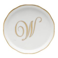 Herend Monogram Coasters products
