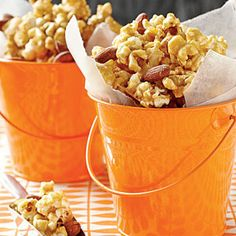 Smoky-Salty Caramel Corn | MyRecipes.com