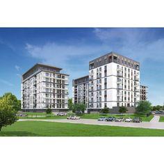 Nowoczesne, windy, garaże, place zabaw, ochrona. Do tego koszty zbliżone do starego budownictwa. Apetyt na nowe mieszkania stale rośnie.