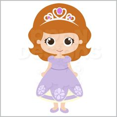 SVG file Sofia the First