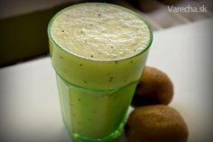 Svieže kokosové smoothie