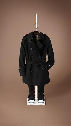 Noir The Sandringham - Trench-coat Heritage - Image 1