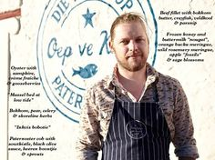 Join Tokara Restaurant for a West Coast Feast with guest Chef Kobus van der Merwe of Oep ve Koep on the evening of 2 August 2013. Call 021 885 2550 to book this one-night-only event!