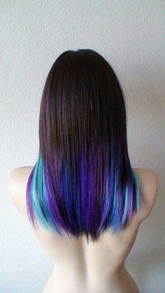 Dip dye fabulous