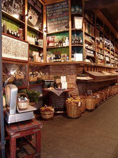 Casa Gispert second oldest shop in barcelone