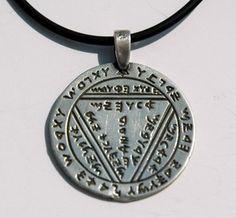 The Original Silver King Solomon Amulets Store - KingSolomonAmulet.com
