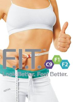 Forever F.I.T. is an advanced nutritional, cleansing and weight-management programme designed to help you look and feel better in three easy-to- follow steps: C9, F.I.T. 1™ and F.I.T. 2.™