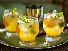 Orange Mojito from CookingChannelTV.com