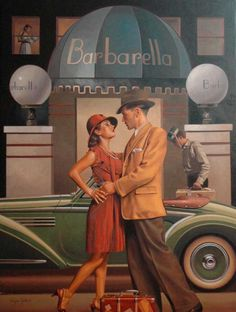 Paintings by Peregrine Heathcote | Cuded