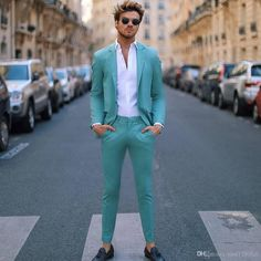 错误 错误,{people} Summer Men Suits Notched Lapel Weeding Suits For Men Slim Fit Mens Prom Tuxedos Suits Groom Suit Costume Hommes Two Pieces Jacket Pant Skinny Suits For Men Suits For Wedding Groom From. Prom For Guys, Prom Suits For Men, Dress Suits For Men, Mens Suits, Mens Casual Suits, Teal Prom Suits, Mens Slim Fit Suits, Trendy Suits For Men, Wedding Outfits For Men