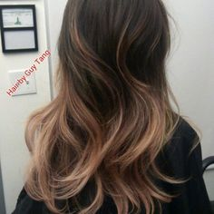 Photos of Guy Tang - West Hollywood, CA. Smoky balayage ombre by Guy Tang Good Hair Day, Love Hair, Great Hair, Gorgeous Hair, Ombré Hair, New Hair, Guy Tang, Hair Color And Cut, Mode Style