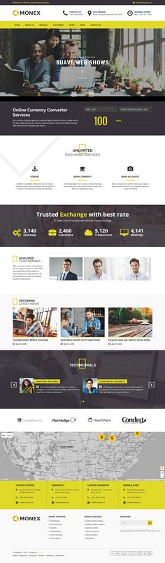 Monex is a clean and Modern 5 in 1 #WordPress #Theme for money exchange, financial business or consulting firms #websites download now➝ https://themeforest.net/item/monex-money-exchange-finance-business-wordpress-theme/16130837?ref=Datasata