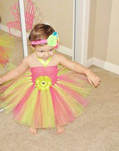 6376335d8 Girl tutu dress Baby girl tutu dress Watermelon tutu dress Birthday tutu  dress Photo prop