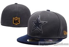 NFL Dallas Cowboys 59Fifty Hats Fitted Hats Caps Gray prices USD $6.90 #cheapjerseys #sportsjerseys #popular jerseys #NFL #MLB #NBA