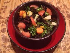 Kale and Veggie Salad