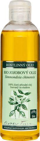 Vnútorné použitie jojobového oleja BIO Jojobový olej BIO sa ako jediný spomedzi všetkých prírodných olejov lisovaných za studena nepoužíva vnútorne...