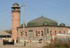 Mosque in Imiri, Georgia