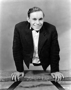 Johnny eck- A man whose smile could light up a room