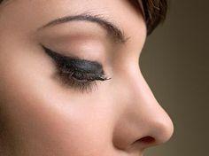 Beautiful cateye liner! More eye liner on DailyBeauty -- http://www.newbeauty.com/dailybeauty/entry.aspx?id=5707