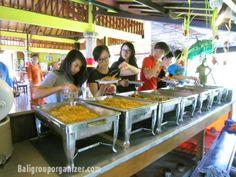 Lunch at Aditya Beach Resort - Lovina Bali