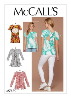 M7570 | McCall's Patterns | Sewing Patterns