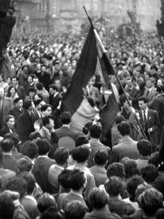 Bem szobor  #revolution #1956 #hungary #houseofterror #communism #bem #statue #hungary #flag