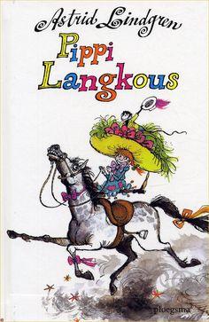 Astrid Lindgren | Pippi Langkous