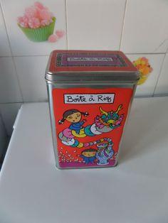 Boîte à riz