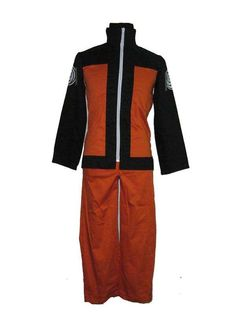 How to Make the Naruto Shippuuden Jacket!