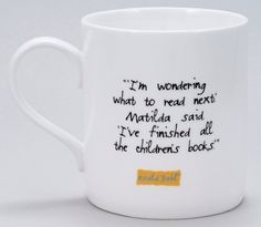 Community Post: 13 Awesome Literary Mugs That Will Make Any Word Nerd's Morning Brighter