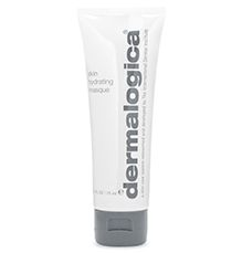 Dermalogica Skin Hydrating Masque. Unique cross-linked Hyaluronic Acid traps moisture to deliver time-released hydration for lasting suppleness. Help stimulate skin's Natural Moisturizing Factor while lycopene-rich Tomato Seed lipids help restore skin's protective barrier, enhancing moisture levels for healthier, smoother skin.