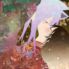 Secret Kiss - Kamisama Hajimemashita by ~ChewChewLovesYou on deviantART