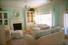 In love with Custom Slipcovers by Shelley: Vintage Chenille Bedspread Slipcovers
