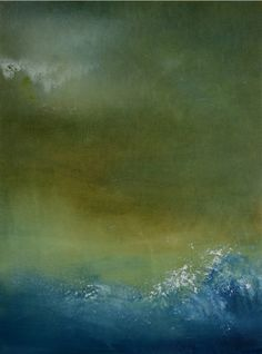 Maurice Sapiro - Breakers At Dawn