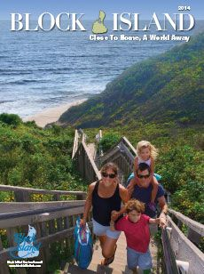2014 Block Island Tourism Guide