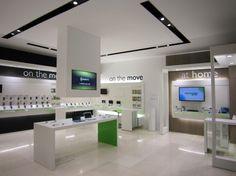 Cosmote mobile store by KVB Design, Athens – Greece » Retail Design Blog