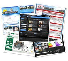 Création de sites Internet immobiliers