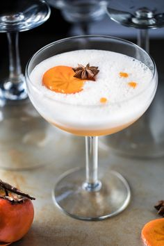 Persimmon Ginger Gin