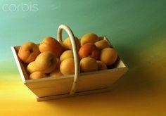 Apricot basket.