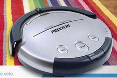 Consigue con El Periódico el Aspirador robot SPIRE de Prixton con un 52% de Descuento #ofertas