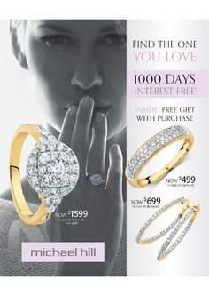 Michael Hill Jeweller Catalogue NZ: Find The One You Love | Lasoo Online Catalogues